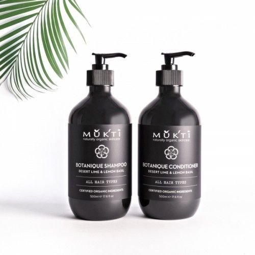 Organic Hair Care Products