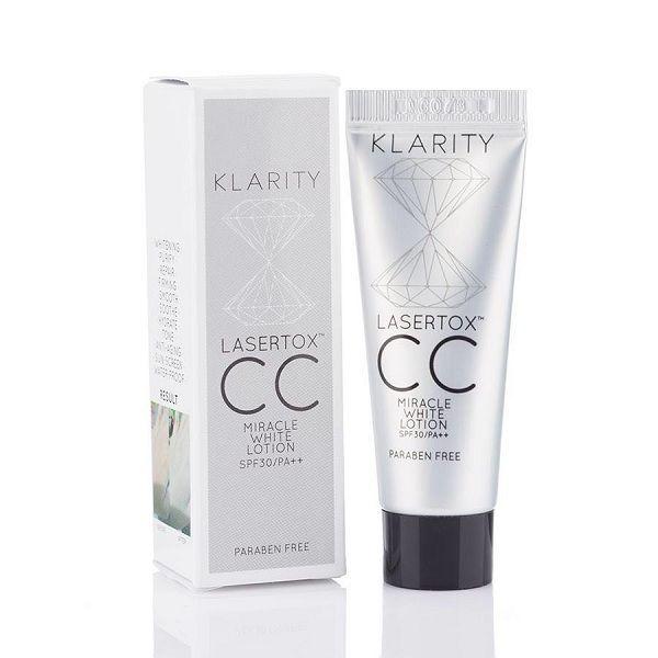 Klarity Skin  CC Cream
